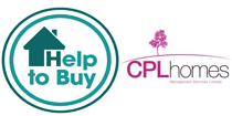 Help to Buy and CPL Homes Logos