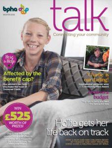 Talk magazine, Winter 2016