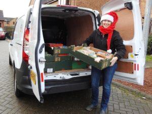 Christmas Hamper delivery