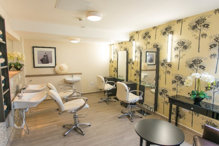 warburton hair salon