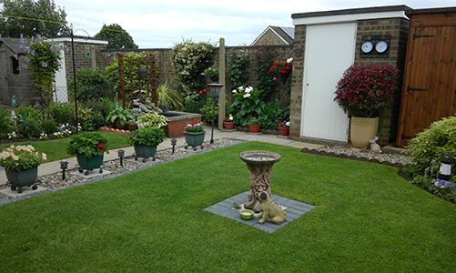 Best Kept Garden Competition