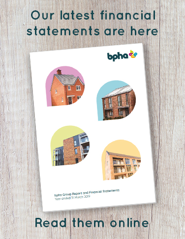 Read our latest financial statements online now