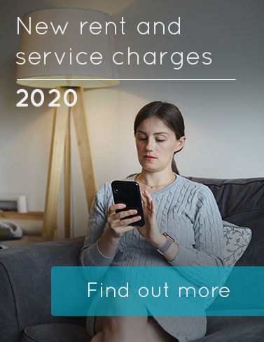 FInd out about 2020 rent and service charges