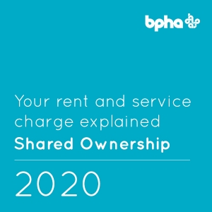 shared ownership rent and service charges information 2020