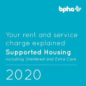 supported housing including sheltered and extra care rent and service charge information 2020